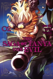 The Saga of Tanya the Evil, Vol. 2 (manga)