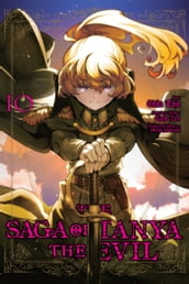 The Saga of Tanya the Evil, Vol. 10 (manga)