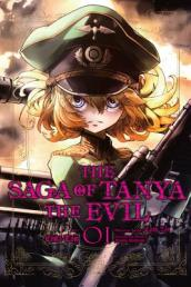 The Saga of Tanya the Evil, Vol. 1 (manga)