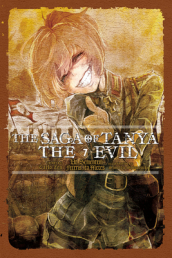The Saga of Tanya the Evil, Vol. 7 (light novel)