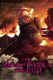 The Saga of Tanya the Evil, Vol. 11 (manga)