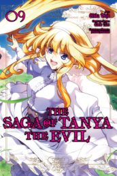 The Saga of Tanya the Evil, Vol. 9 (manga)