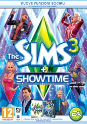 The Sims 3 Plus Showtime (Core+EP)