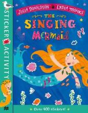 The Singing Mermaid Sticker Book