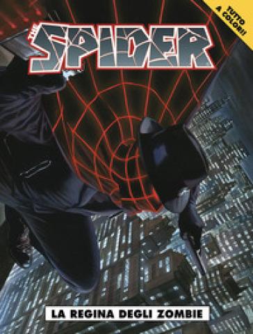 The Spider. 1: La regina degli zombie - David Liss   Rochesterscifianimecon.com