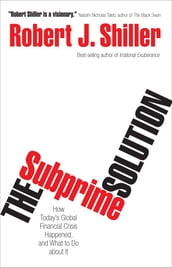 The Subprime Solution: How Today