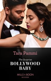 The Surprise Bollywood Baby (Mills & Boon Modern) (Born into Bollywood, Book 2)
