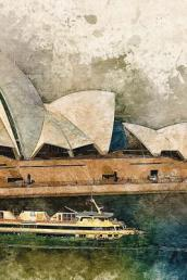 The Sydney Opera House Notebook