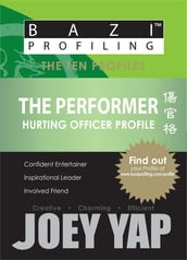 The Ten Profiles - The Performer (Hurting Officer Profile)