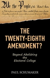 The Twenty-Eighth Amendment?