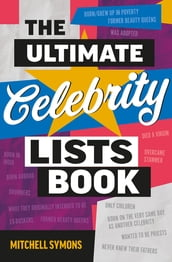 The Ultimate Celebrity Lists Book