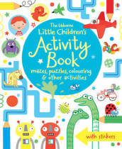 The Usborne Little Children s Activity Book