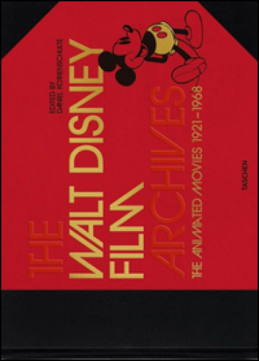 The Walt Disney film archives. 1.The animated movies (1921-1968) - D. Kothenschulte | Ericsfund.org