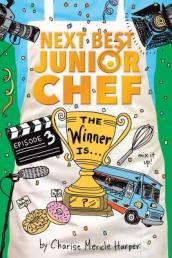 The Winner Is...Next Best Junior Chef, Episode 3