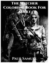 The Witcher Coloring Book for Adult