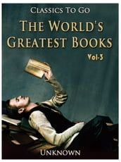 The World s Greatest Books Volume 03 Fiction