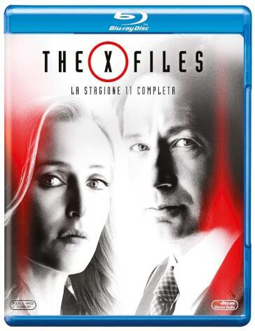The X-files - Stagione 11 (3 Blu-Ray)