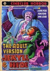 The adult version of jekyll & hide (DVD)