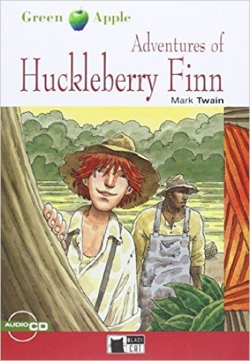 The adventures of Huckleberry Finn. Con CD Audio - Mark Twain |