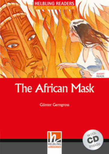 The african mask. Con CD Audio