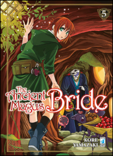 The ancient magus bride. 5. - Kore Yamazaki  