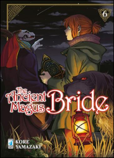 The ancient magus bride. 6. - Kore Yamazaki   Rochesterscifianimecon.com