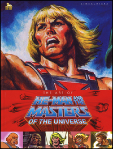 The art of He-Man and the Masters of the universe - D. Mattaliano   Rochesterscifianimecon.com