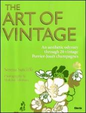 The art of vintage. An aesthetic odissey through 20 vintage Perrier-Jouet champagnes