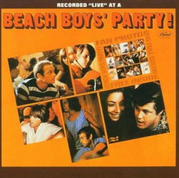 The beach boys' party! / stack-o-tracks