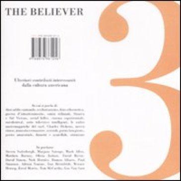 The believer. Ulteriori contributi interessanti dalla cultura americana. 3. - V. Raimo | Rochesterscifianimecon.com