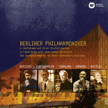 The berlin philharmonic orches