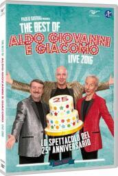 The best of Aldo Giovanni e Giacomo - Live 2016 (DVD)