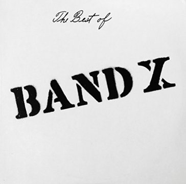 The best of band x