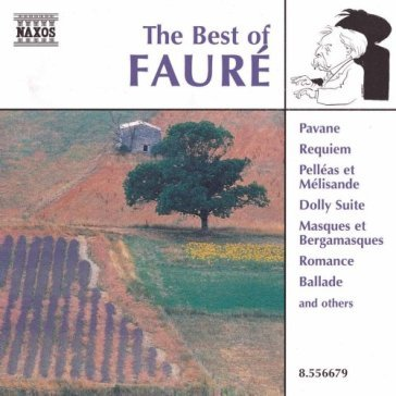 The best of: romance, pavane, barcarolle