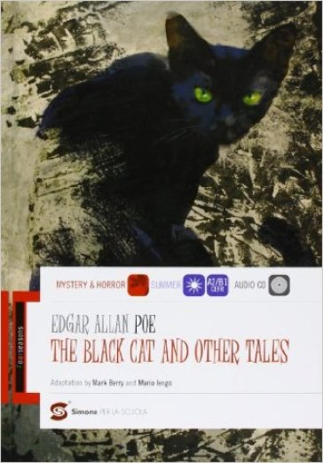The black cat and other tales. Con CD Audio - Edgar Allan Poe |