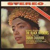 The black maskes/tabuh-tab