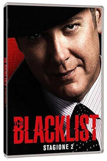 The blacklist - Stagione 02 (5 DVD)