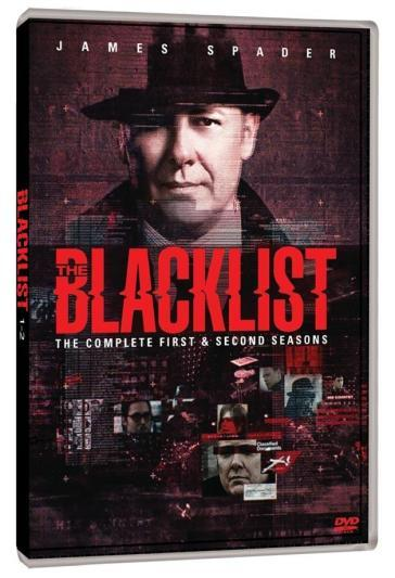 The blacklist - Stagione 01-02 (11 DVD)