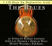 The blues - 91 songs