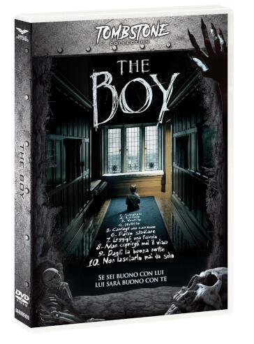 The boy (DVD)(+card tarocco)