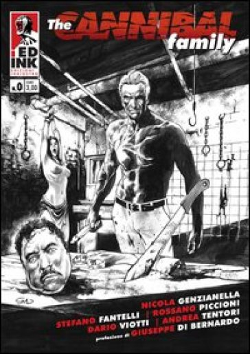 The cannibal family - Stefano Fantelli |