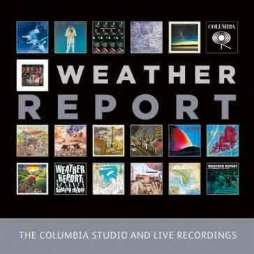 The columbia studio and live recordings