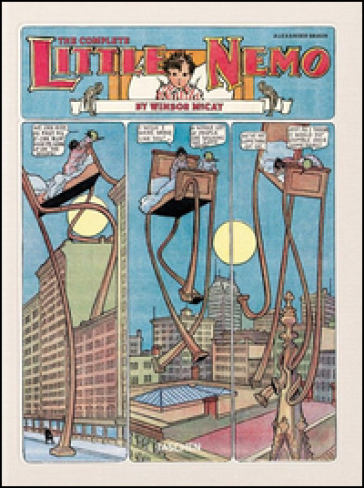 The complete Little Nemo (2 vol.)