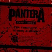 The complete studio albums 1990-2000 - (5CD)