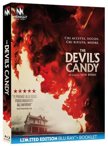 The devil's candy (Blu-Ray)(edizione limitata + booklet)