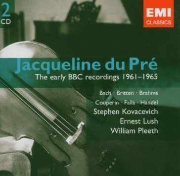 The early bbc recordings 1961-