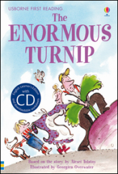 The enormous turnip. Con CD Audio