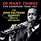 The european tour 1961