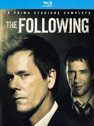 The following - Stagione 01 (3 Blu-Ray)
