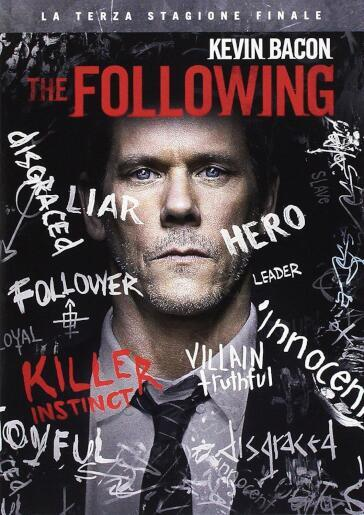 The following - Stagione 03 (4 DVD)